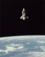 space shuttle picture
