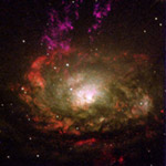 Circinus galaxy picture