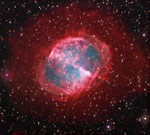 The Dumbell Nebula