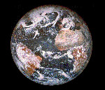 earth mosaic picture