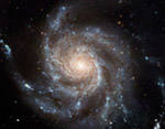 giant spiral galaxy