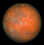 planet Mars picture