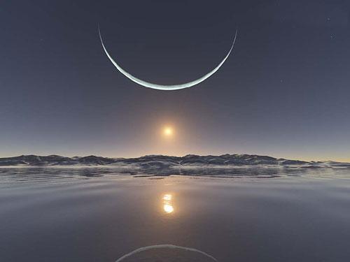 Искам снимка на.... - Page 2 North-pole-moon