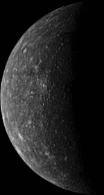 Picture of Planet Mercury